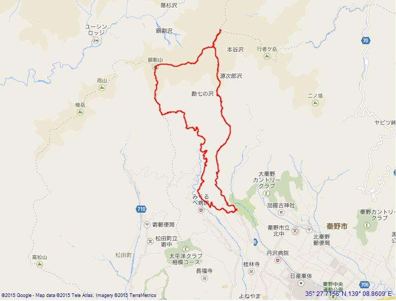 tanzawa_map