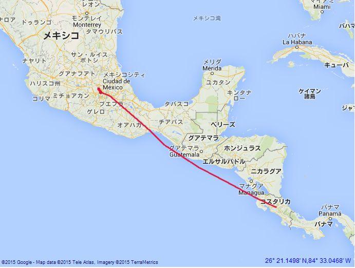 cr-mx map