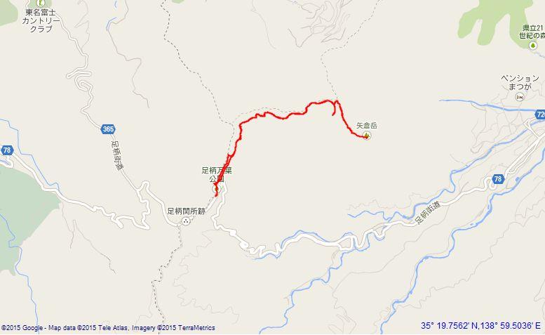 yaguradake_map
