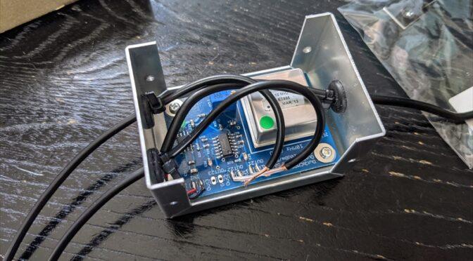 10MHz基準信号発振器